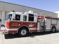 305 – 2001 Pierce Enforcer 1250 gpm pump 750 gallon tank