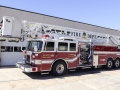 308 – 1993 Pierce Arrow 100 ft Platform 1500 gpm 250 gallon tank