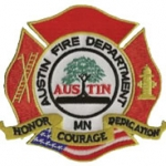 ' Mn Fire Department Logo