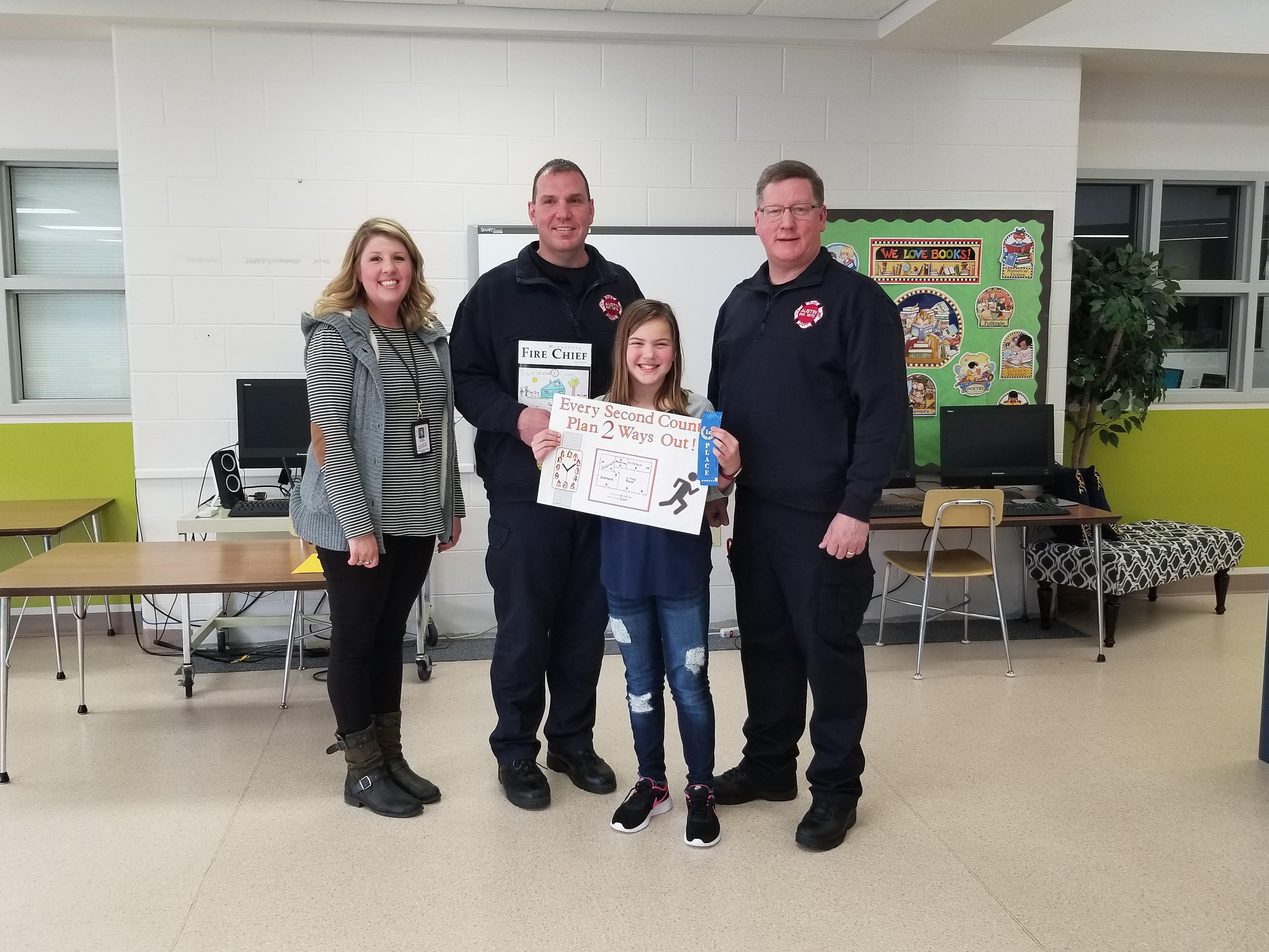 Principal Katie Baskin, Chief, Rachel & Hansen