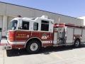 305 – 2001 Pierce Enforcer 1250 gpm pump 750 gallon tank